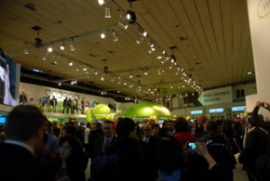 Salon MWC : Android, Samsung, Huawei, HTC