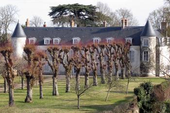 Le Château des Hauts, futur siège de Pentalog