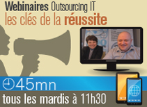 "Webinaire ""Outsourcing IT"" n°4 : Offshore longue distance - un exemple, le Vietnam"