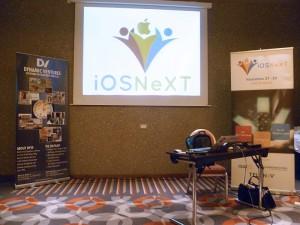 La conférence iOSNeXT 2014 : les nouvelles tendances du monde mobile