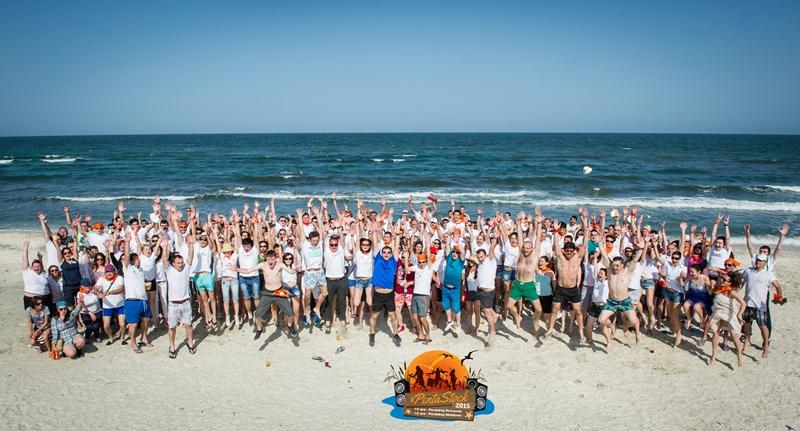 Salutations du bord de la mer Noire, PentaStock2015