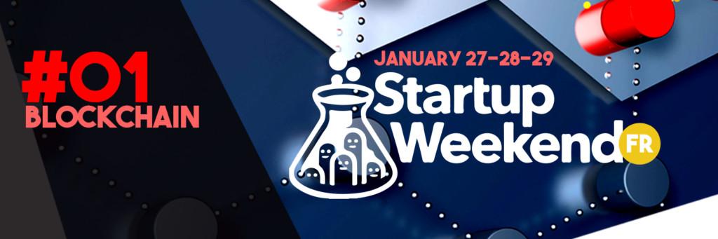 27-28-29 January : Un Startup Weekend BlockChain pour redynamiser vos équipes