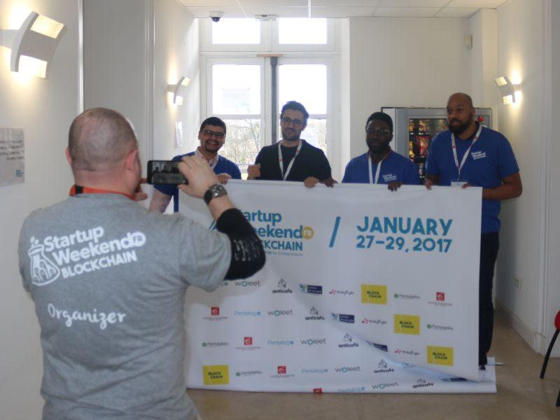 StartupWeekend BlockChain partenaires