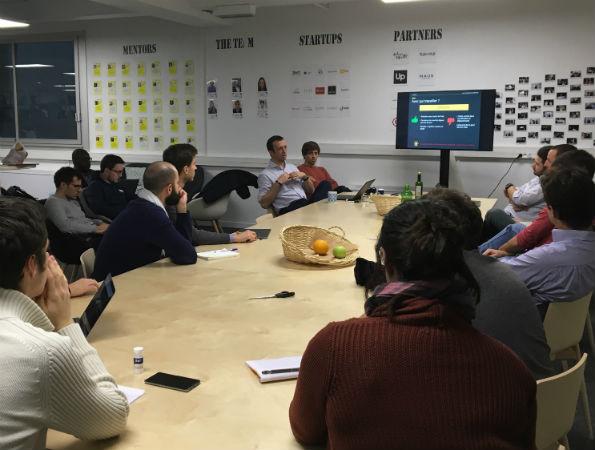 Les CTO Pentalog parlent aux CTO des Startups Lafayette Plug and Play