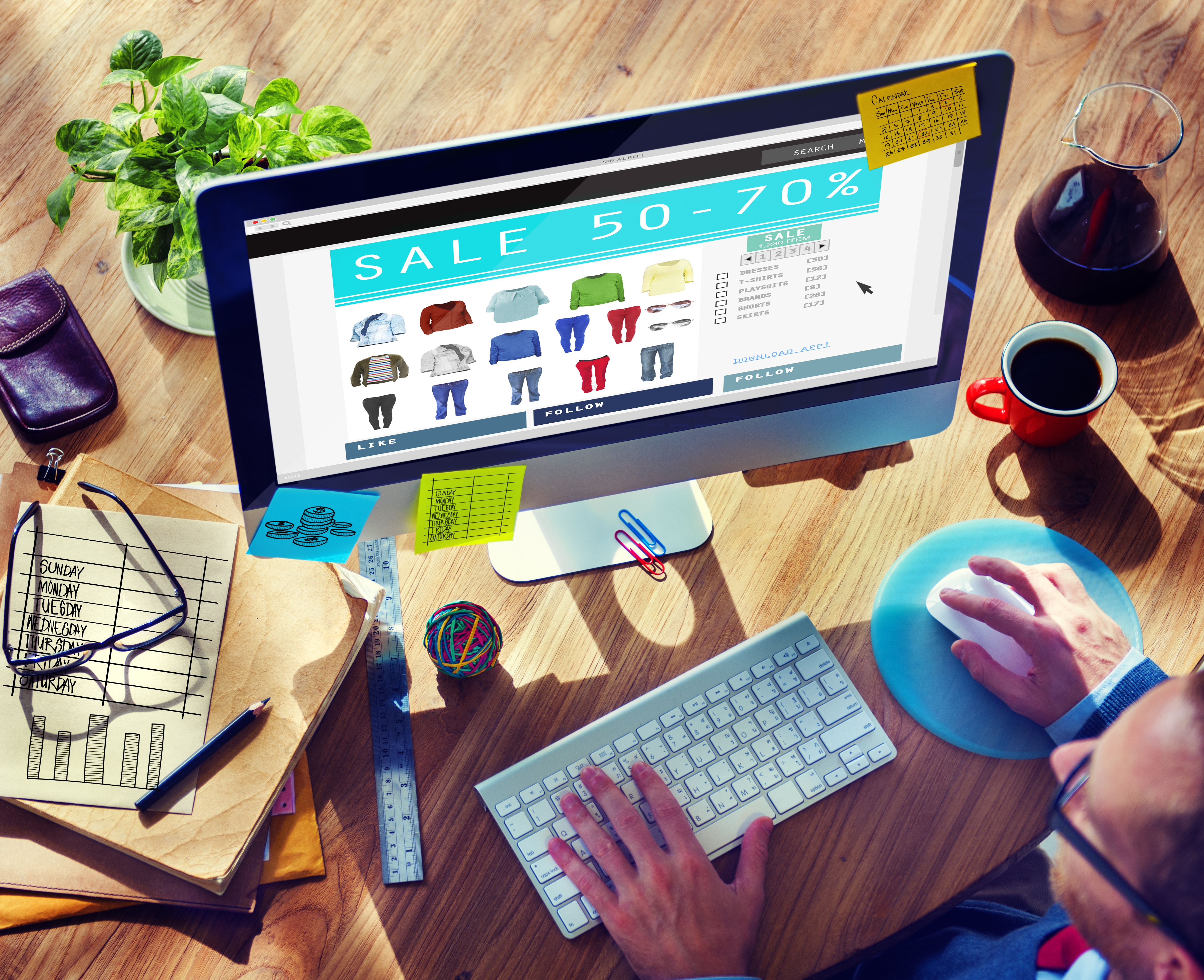 top 5 solutions e-commerce