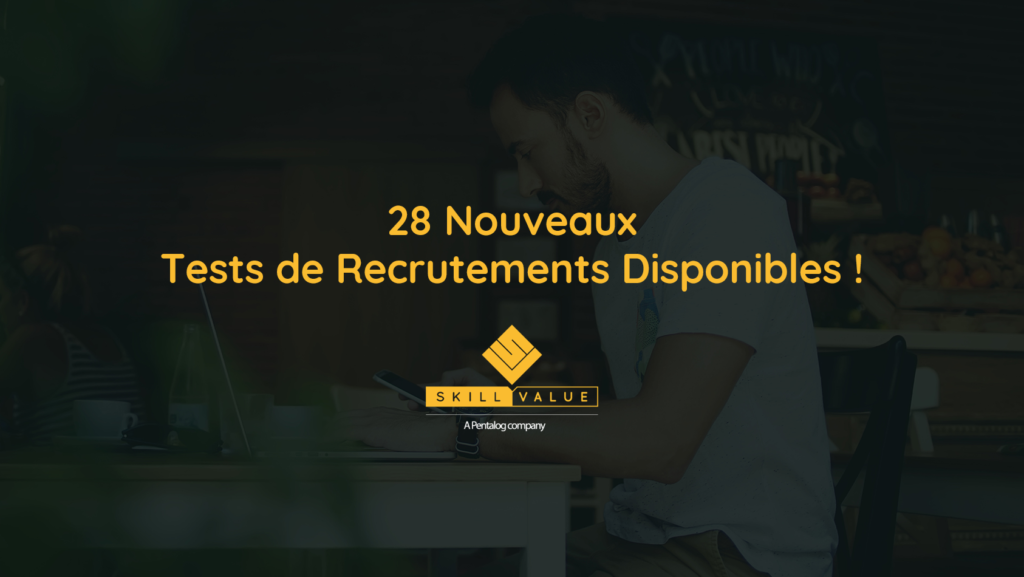 tests de recrutement skillvalue