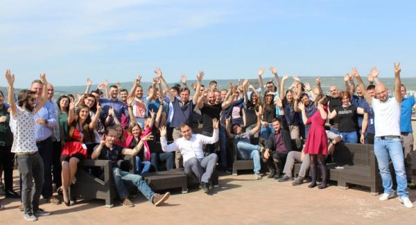 Delivery Center Pentalog Cluj – Notre histoire s'écrit avec une équipe forte