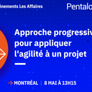méthode agile - Evenements Les Affaires