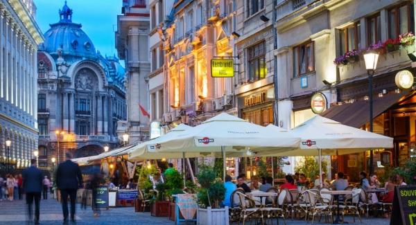 Villes high-tech : venez prendre un café à Bucarest !