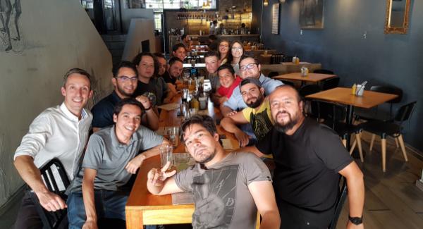 pentalog guadalajara - equipe mexique