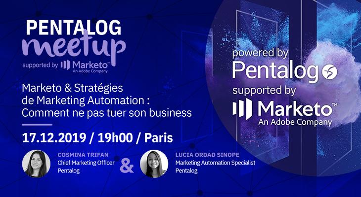 Meetup Paris Marketo et Marketing Automation