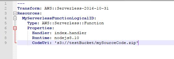 services aws - fonction lambda