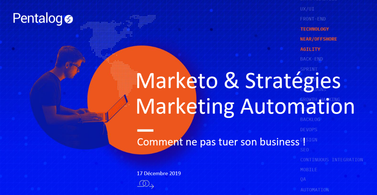 marketing automation - afterwork meetup