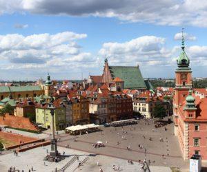 Pentalog à Varsovie