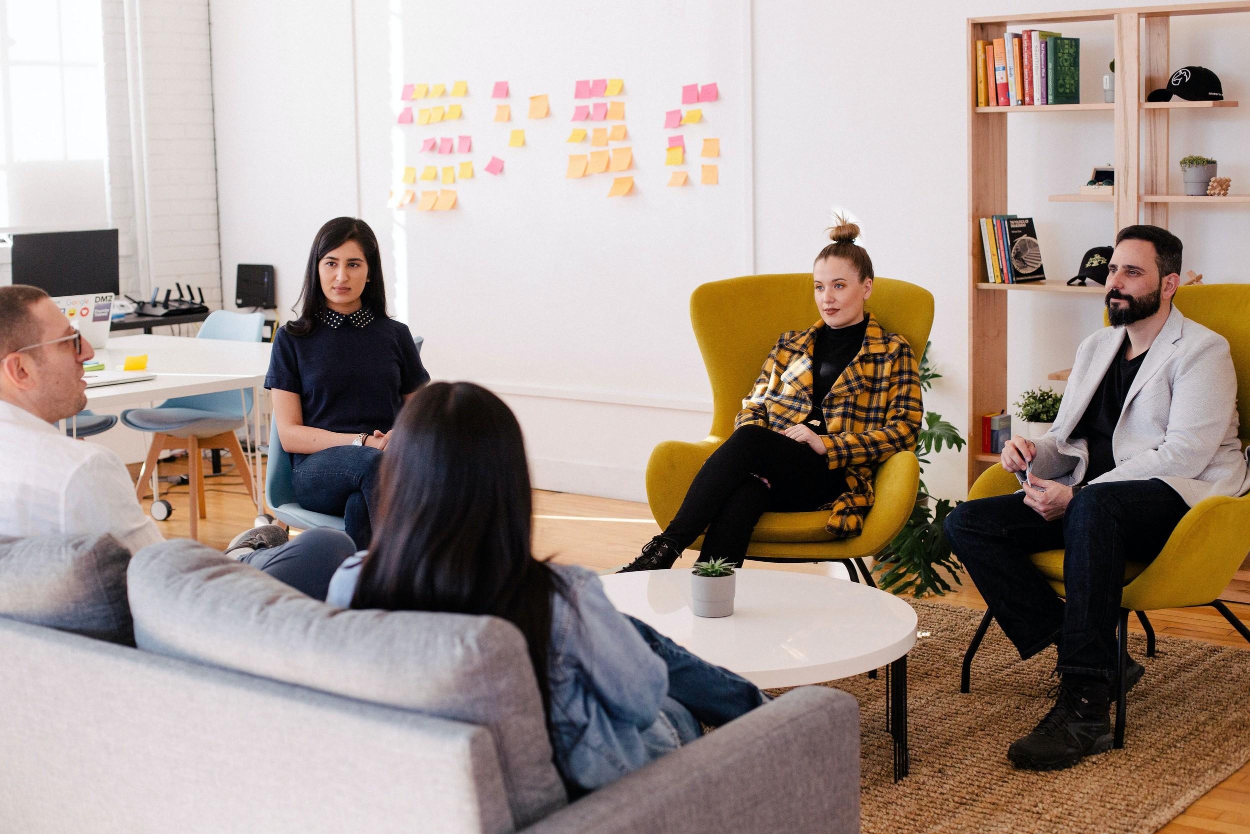 Equipe Idéale Design Sprint